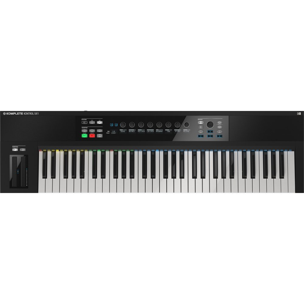 Native Instruments Komplete Kontrol S61 Keyboard