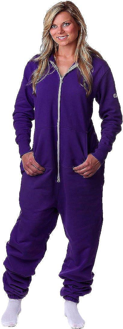 6ed9a796bf Amazon.com  CoZone Global Unisex Hooded Jumpsuit Adult Onesie  Clothing
