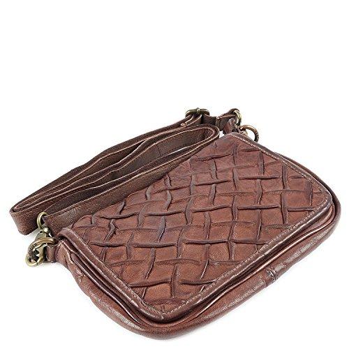 Tasche ladro Wien td0775cioccolato Cioccolato