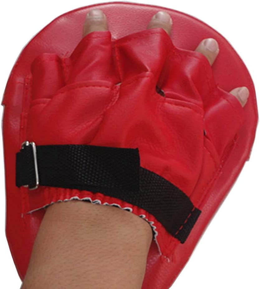 RUINAIER Training Punch Boxer Target MMA Boxing Strike Curved Pad Kick Muay Thai