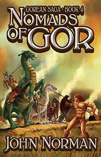 John Norman - Nomads of Gor (Gor 4)