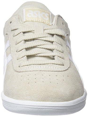 Asics 0201 White Sneaker TRS Percussor Uomo Grigio Birch 1v1TZr