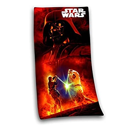 STAR WARS JODA Skywalker Paño de Terciopelo de toalla de Baño Toalla Sauna Cool 75x150cm NUEVO