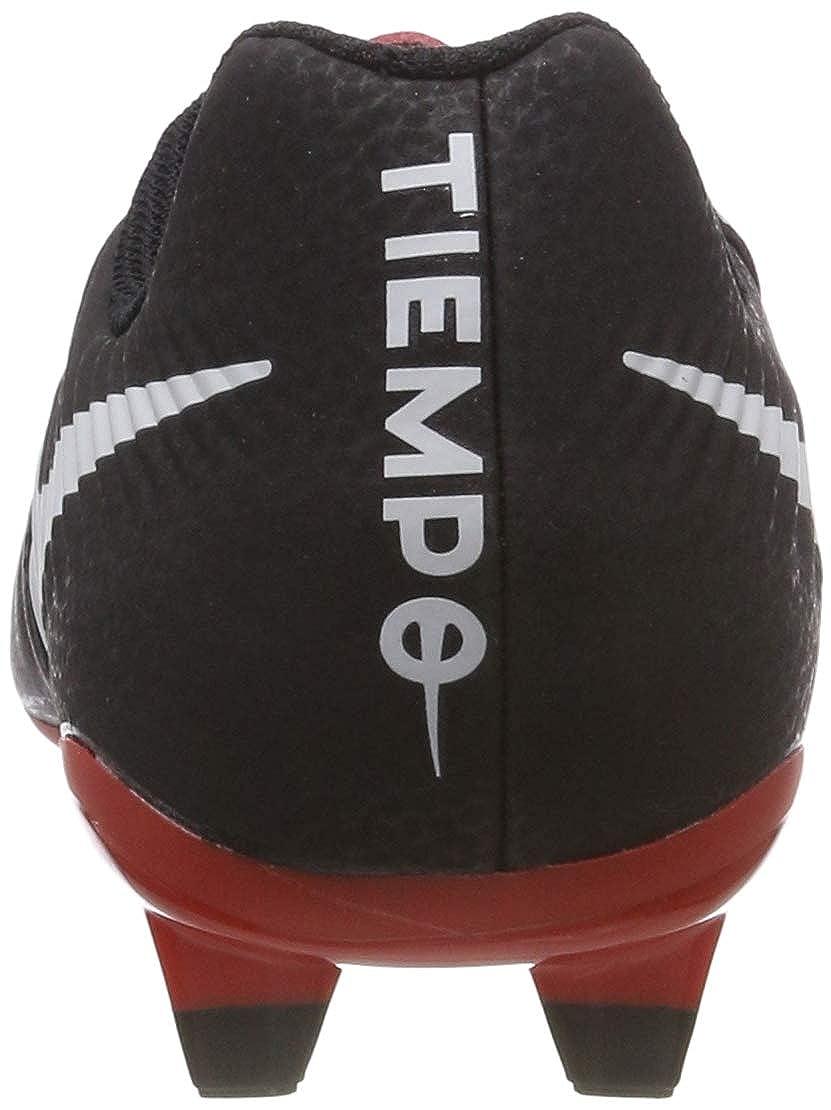 Nike Herren Legend 7 7 7 Academy Fg Fitnessschuhe Schwarz Weiß Rot B0789RKGKF Fuballschuhe eine große Vielfalt 5c6142