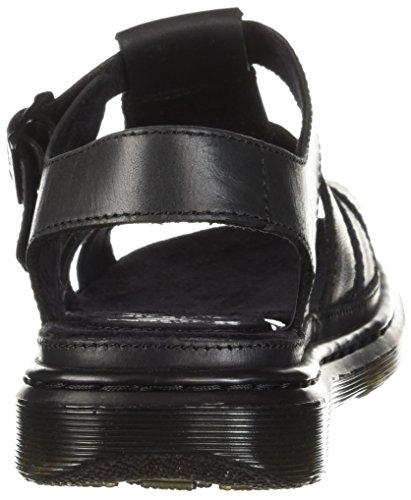 Aperta Ii Martens Dr Donna black Punta 001 Nero Carolyn Sandali A f7xBwYq
