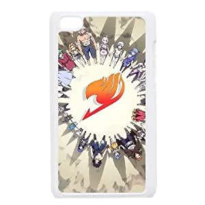 Fairy Tail iPod Touch 4 Case White 05Go-205076