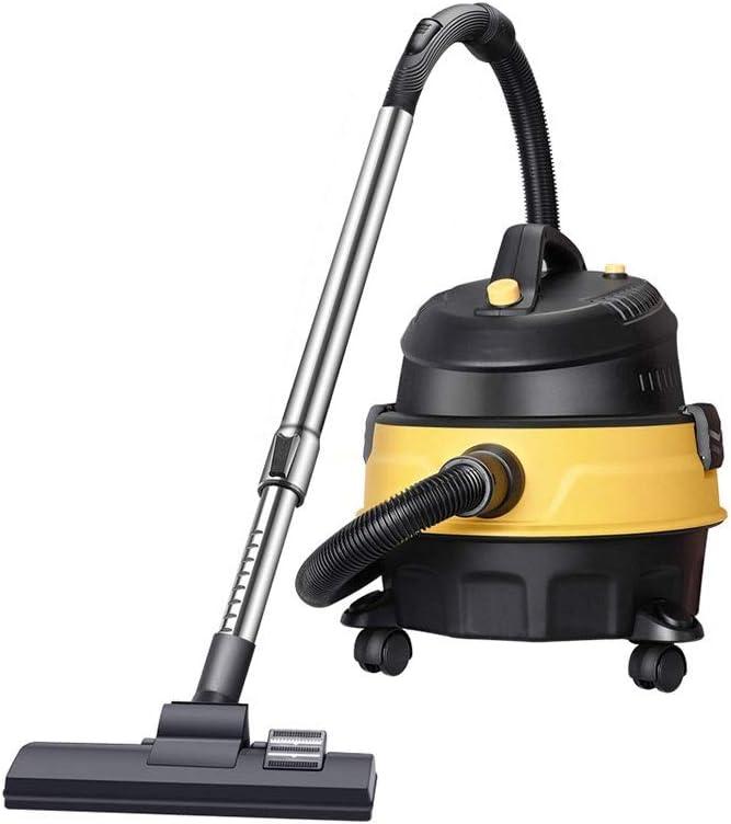 LGLFXZJZDKPQ aspirador de coche Húmedo y en seco Aspiradora multiuso Toma de fuerza for el hogar, Garaje seco Aspirador Clase extractor de polvo con filtración, Toma de fuerza y el puerto de