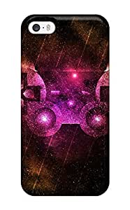 Iphone 5/5s Case Cover - Slim Fit Tpu Protector Shock Absorbent Case (controller)