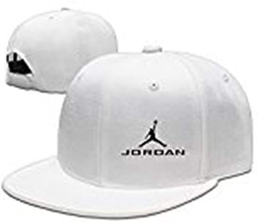 Gorra de béisbol del famoso jugador de baloncesto Jordan: Amazon ...