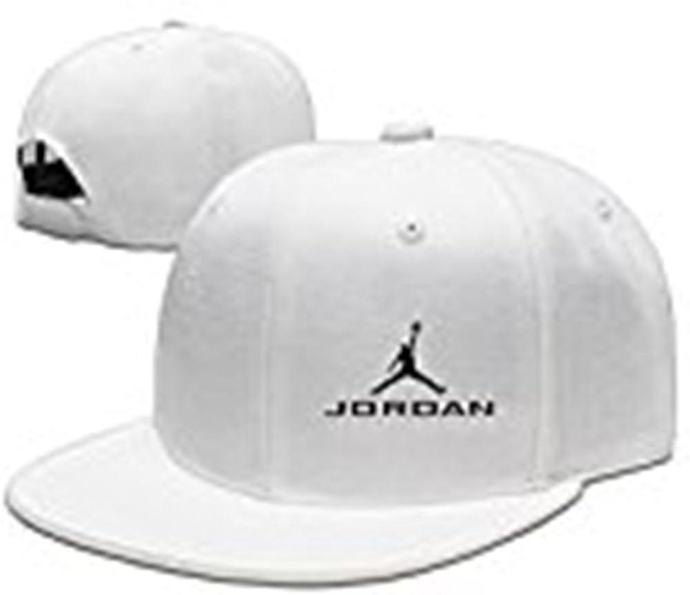 Gorra de béisbol del famoso jugador de baloncesto Jordan - Blanco ...