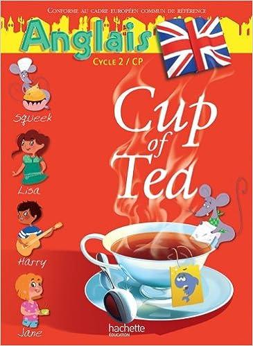 En ligne téléchargement Cup of Tea Anglais CP - Double CD audio classe - Edition 2013 epub pdf