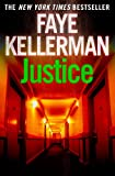 Front cover for the book Justice by Faye Kellerman