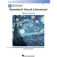 Standard Vocal Literature - An Introduction to Repertoire: Mezzo-Soprano (Vocal Library)