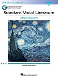 Standard Vocal Literature - An Introduction to Repertoire: Mezzo-Soprano (Vocal Library)