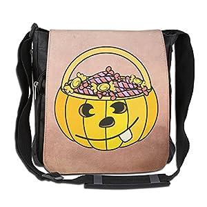 Mimilu Pumpkin Candy Cartoon Slant Convenient Shoulder Bag