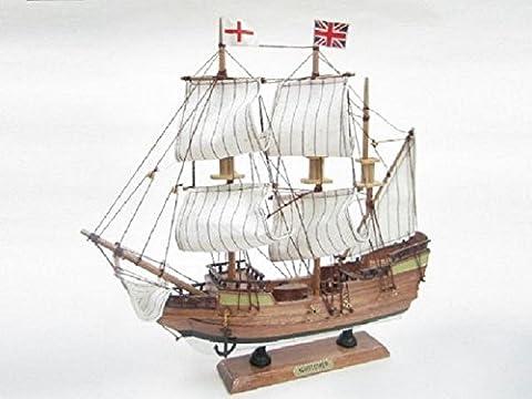 Mayflower Starter Boat Kit: Build Your Own Wooden Model Ship by Tasma - Mayflower Wood
