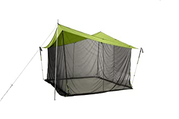 Nemo Equipment Bugout Tent (Green/Black 9 x 9-Feet)  sc 1 st  Amazon.com & Amazon.com : Nemo Equipment Bugout Tent : Tent Footprints : Sports ...