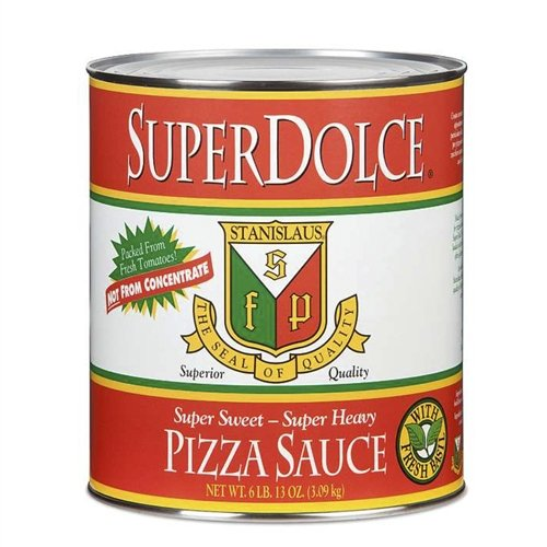 Sweet Pizza Sauce - Super Dolce Pizza Sauce #10
