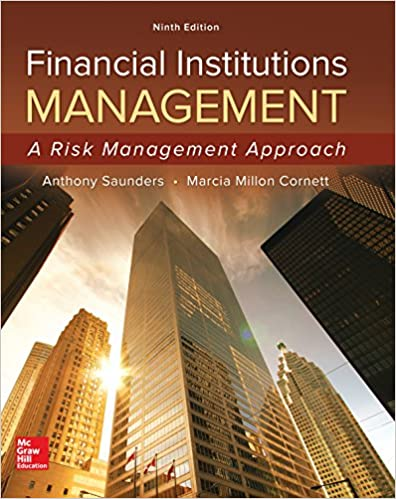 Financial institutions management a risk management approach financial institutions management a risk management approach anthony saunders marcia cornett ebook amazon fandeluxe Image collections