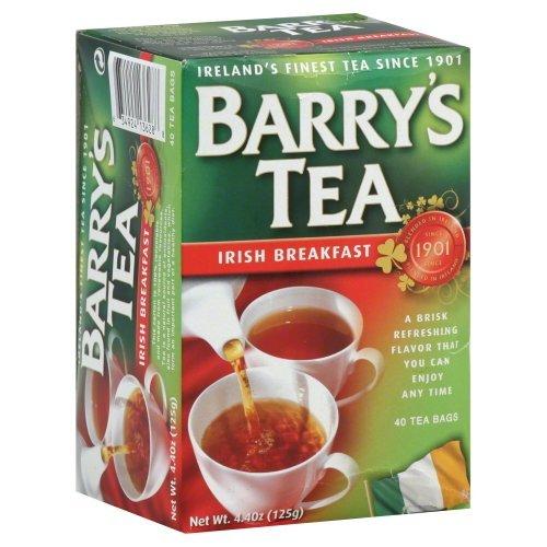 Barrys Tea Irish Breakfast, 40 ct