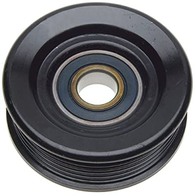 ACDelco 36100 Professional Flanged Idler Pulley: Automotive