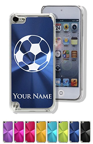 Case for iPod Touch 5th/6th Gen - Soccer Ball - Personalized Engraving Included by SkunkWerkz