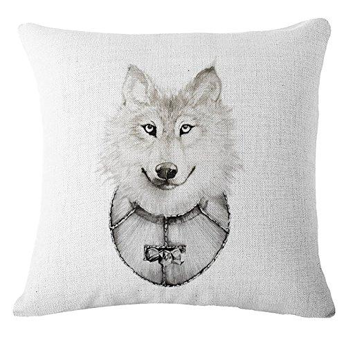 ZLYAYA Sofa Pillow Cushion Decorative Pillows Throw Pillow Black