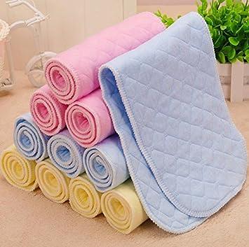 Pañales de bebé pañales de algodón Pañales Paddle se puede lavar colchones bebé suministros comprar uno