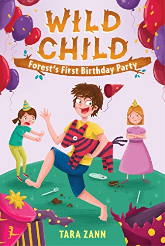Download for free Wild Child: Forest's First Birthday Party