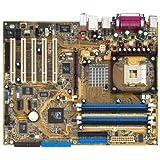 Asus p4r800-v ati9100、FSB p4r800-vデラックス、800、Raid、LAN、小売