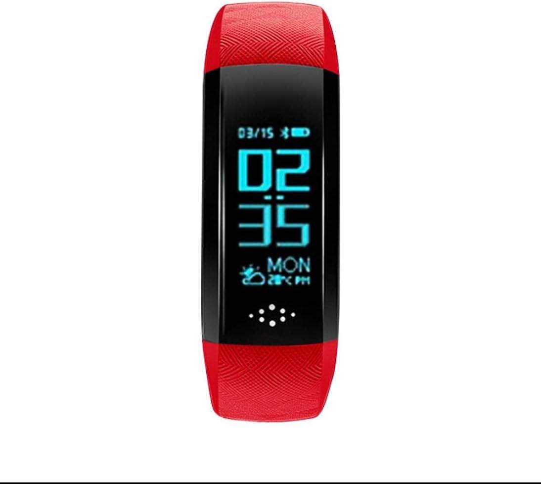 Inteligente Reloj de pulsera Smart Reloj Smart Reloj Running Sleeping Monitor podómetro fitness pulsera