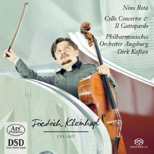 Cello Concertos 1 & 2 ()