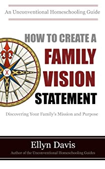 Create Family Vision Statement Unconventional ebook product image