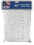 Winnwell Quicknet Mesh Replacement Hockey Net - 60 Inch