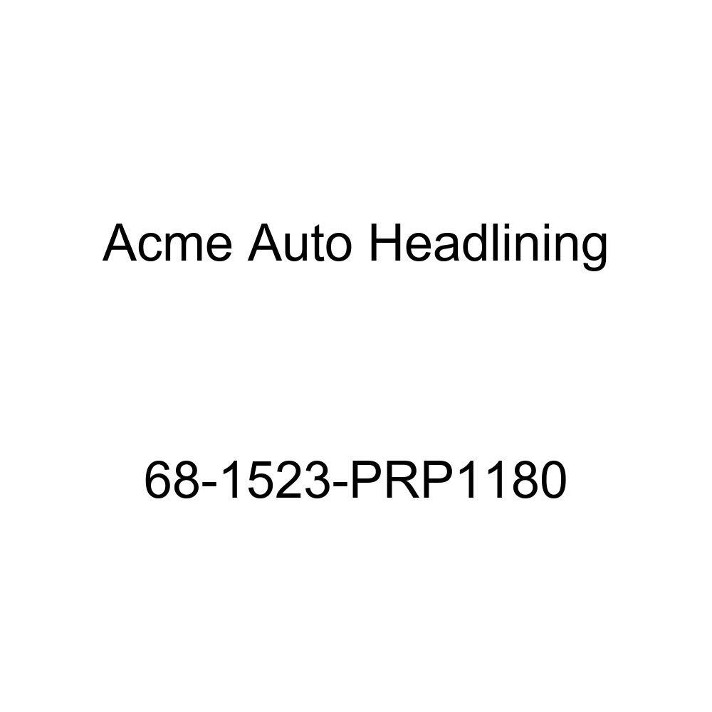 Pontiac GTO Lemans /& Tempest 2 Door Coupe /& Hardtop 5 Bow Acme Auto Headlining 68-1523-PRP1180 Sandalwood Replacement Headliner
