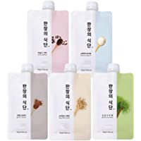 On-the-Go Meal Replacement Power (Pack of 5) - Korean Healthy Shake Breakfast Simple Meal [한장의 식단] (A Pack of Each 5 Flavor)