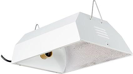 Amazon.com : Hydrofarm FLCOUN Compact Fluorescent Fixture, No Lamp ...