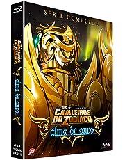 Os Cavaleiros do Zodíaco - Alma de Ouro - Série Completa -Bd