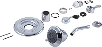 Delta Faucet Rp29405 1500 To 1700 Series Conversion Kit Chrome