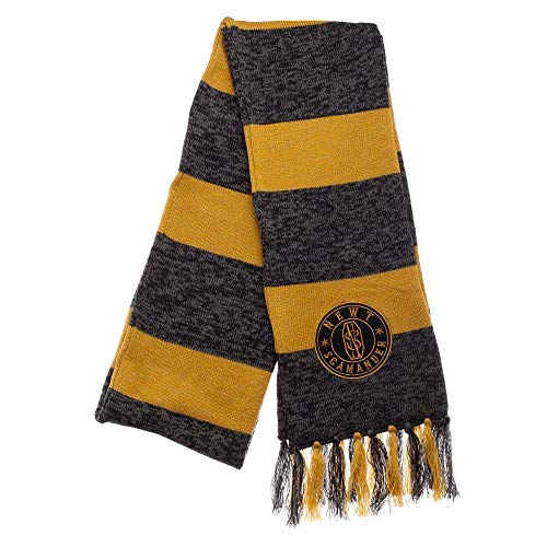 - Fantastic Beasts and Where to Find Them Newt Scamander Jacquard Scarf