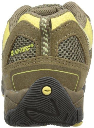 Hi Tec Total Terrain Aero HTO001130 - Zapatillas de deporte de cuero nobuck para mujer Marrón