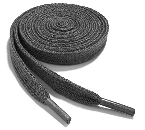 OrthoStep Narrow Flat Athletic Shoelaces