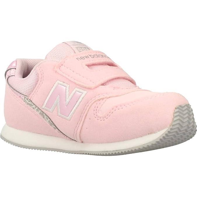 Zapatillas de Niña New Balance FS996 F1L Rosa: Amazon.es: Zapatos y complementos