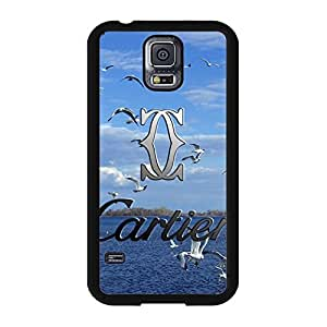 Beautiful Natural Sceneary Seagulls Painted Cartier Phone Case Cover for Samsung Galaxy S5 I9600 Top Luxury Series Design