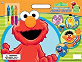 Best Sesame Street Friends Sticker Books - Sesame Street Artist Pad with Stickers and Crayons Review