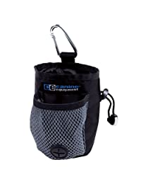Canine Equipment Carry-All Treat Bags, Black