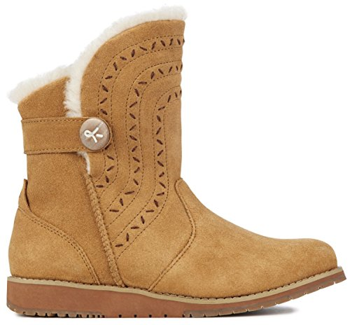 EMU Belah Lo Boot - Women's Chestnut - Chestnut Boot Lo