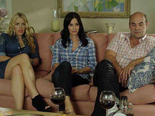 Cougar Town On-Set Meltdown