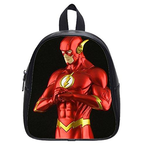 Custom Flash Super Hero Barry Allen fondo Kid s mochila escolar bolsa para jardín de infancia (pequeño): Amazon.es: Juguetes y juegos