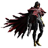 Square Enix Final Fantasy VII: Advent Children Play Arts-Kai-Vincent Valentine Action Figure